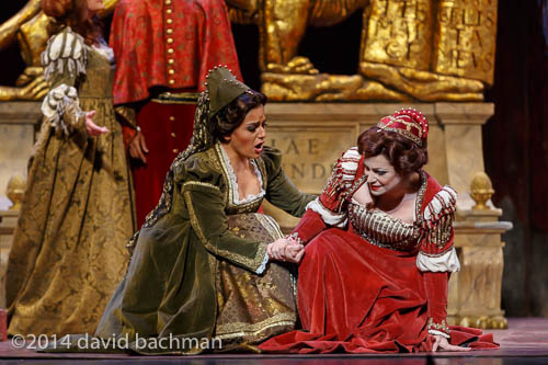 Act III Otello- Pittsburgh Opera