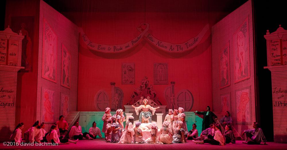 The Rake's Progress- Pittsburgh Opera
