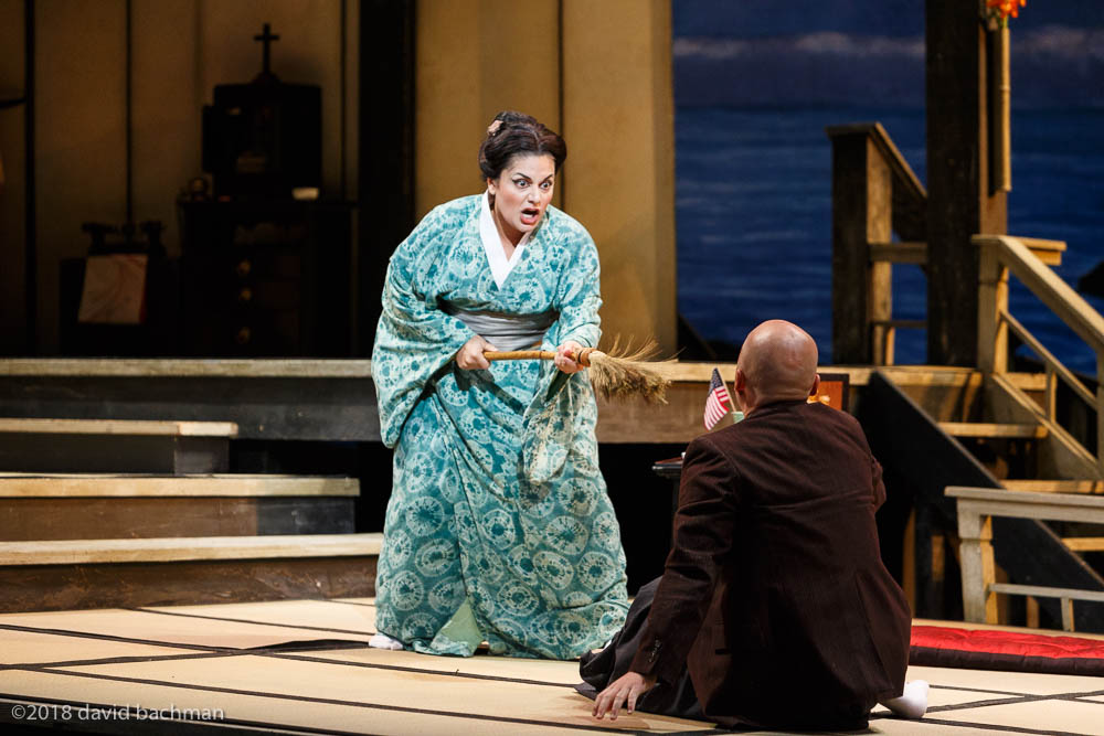 Madama Butterfly- Pittsburgh Opera- 2018