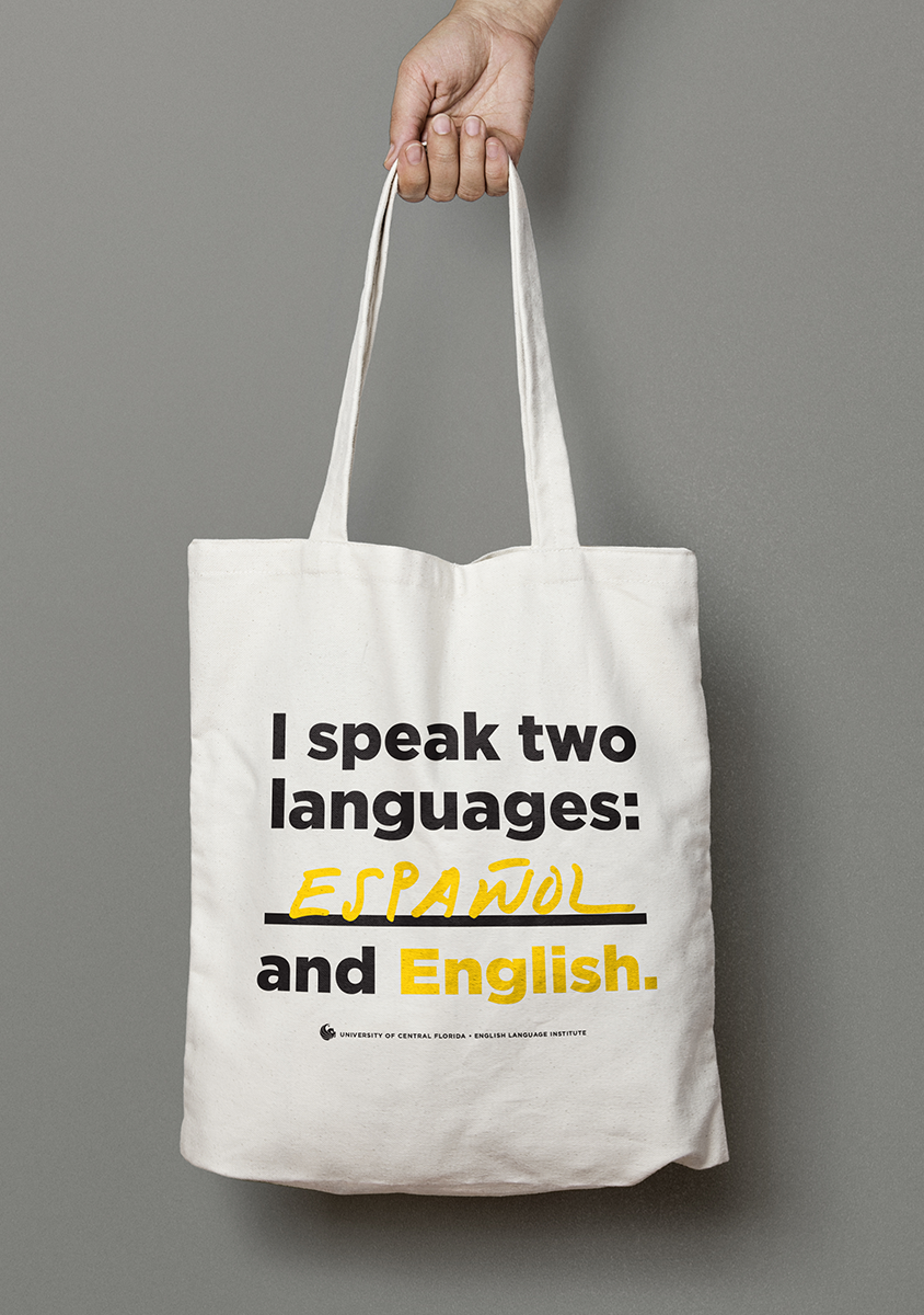 I Speak Two Languages Campaign