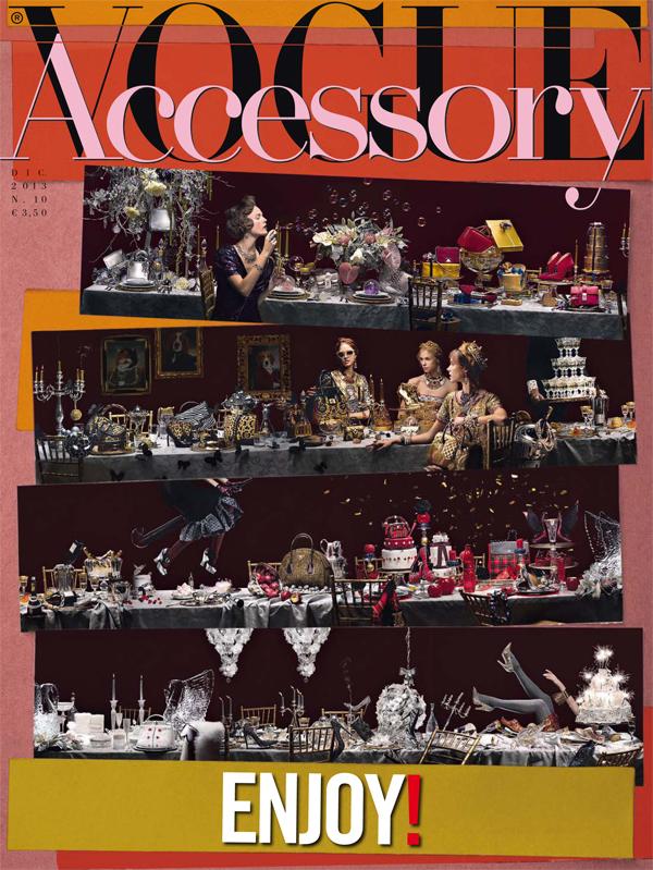 Vogue Accessory Cover 12/13