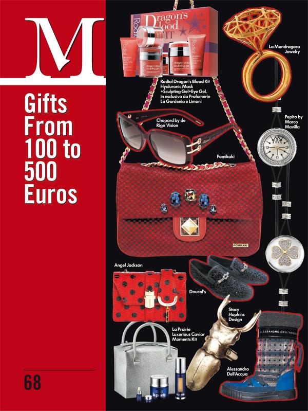 Italian Vogue Accessory 12/13 p.68
