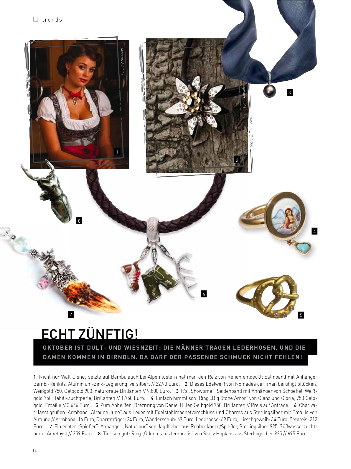 Schmuck Magazin March 2012