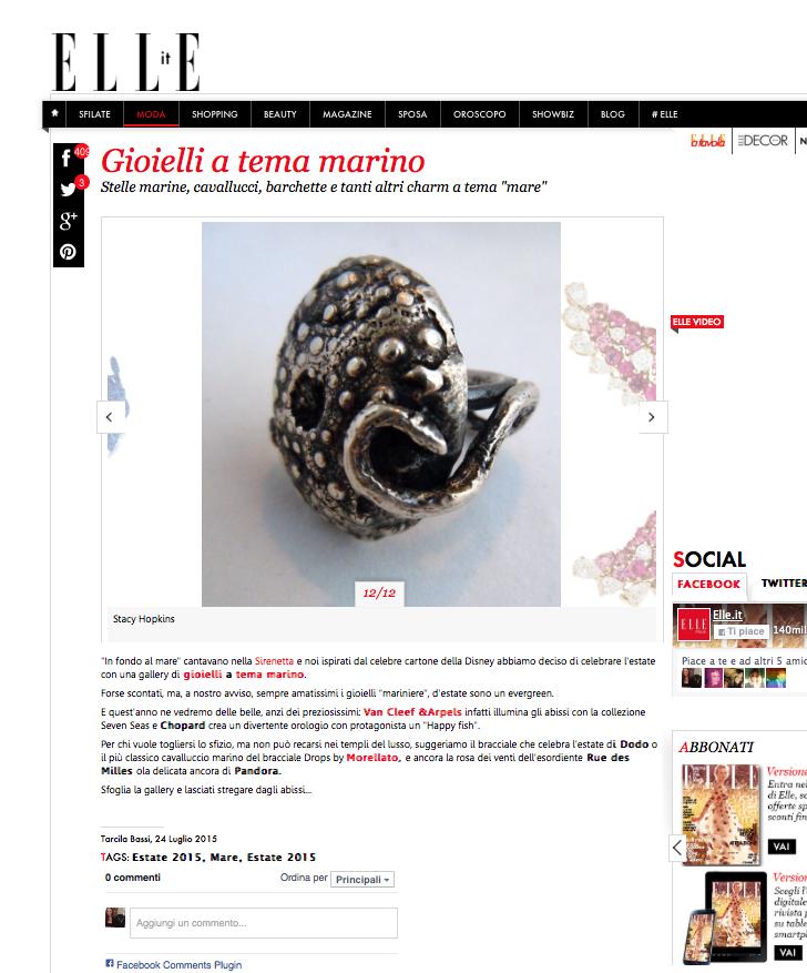 Italian Elle.it  07/15