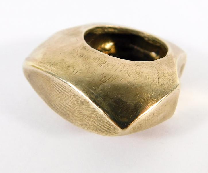 Signature Ring- Bronze