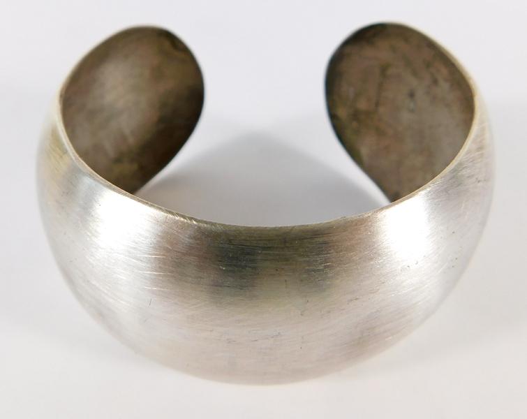 Cuff Bracelet- sterling Silver