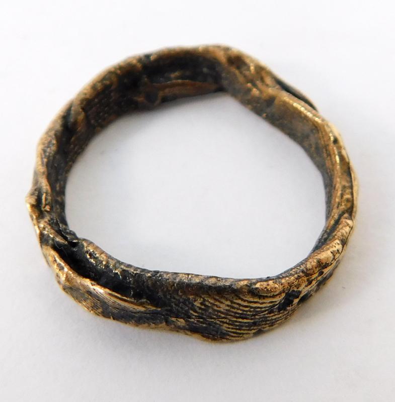 Men's Cuttlefish Band- Bronze