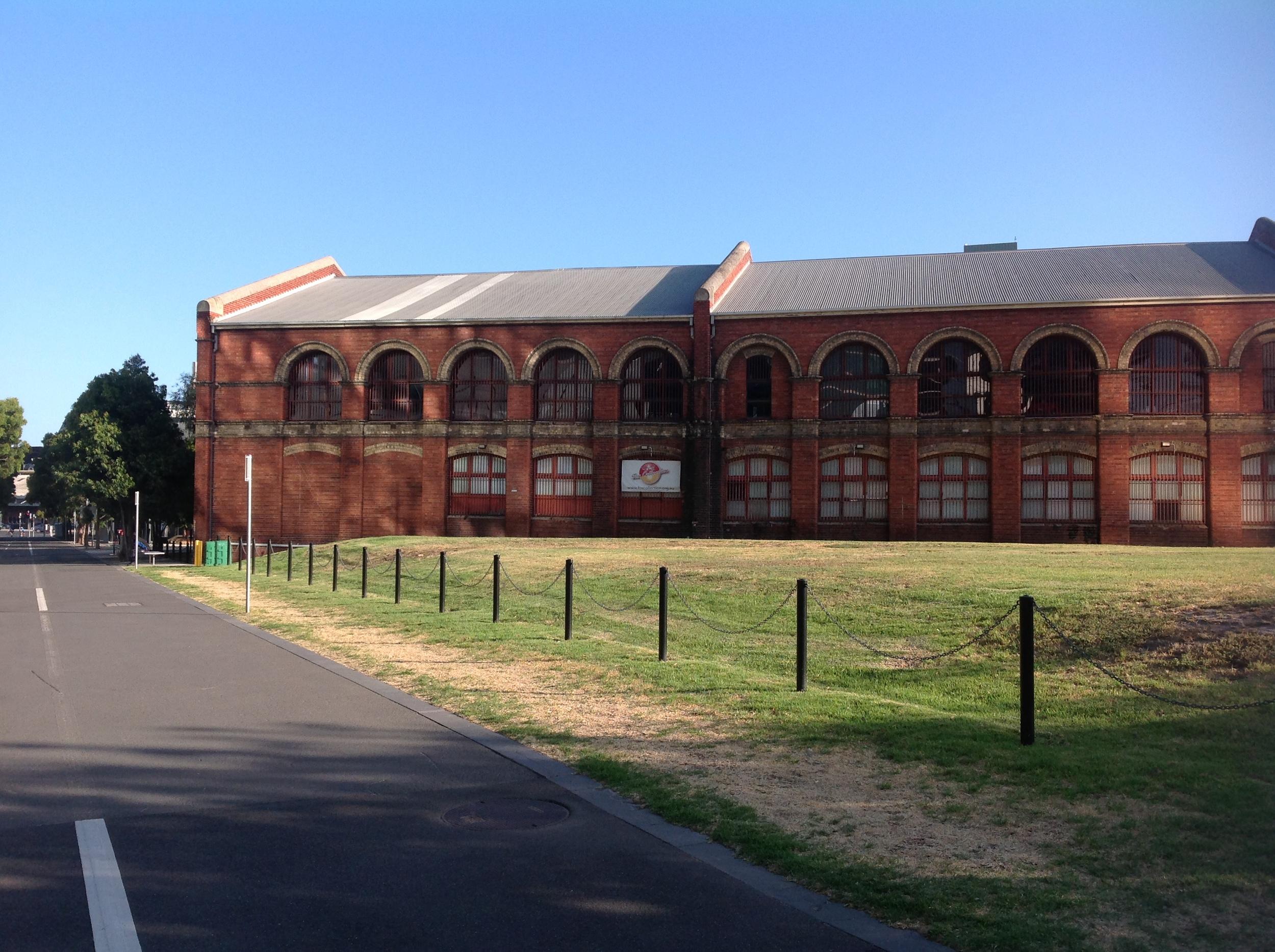 An old building, Melbourne