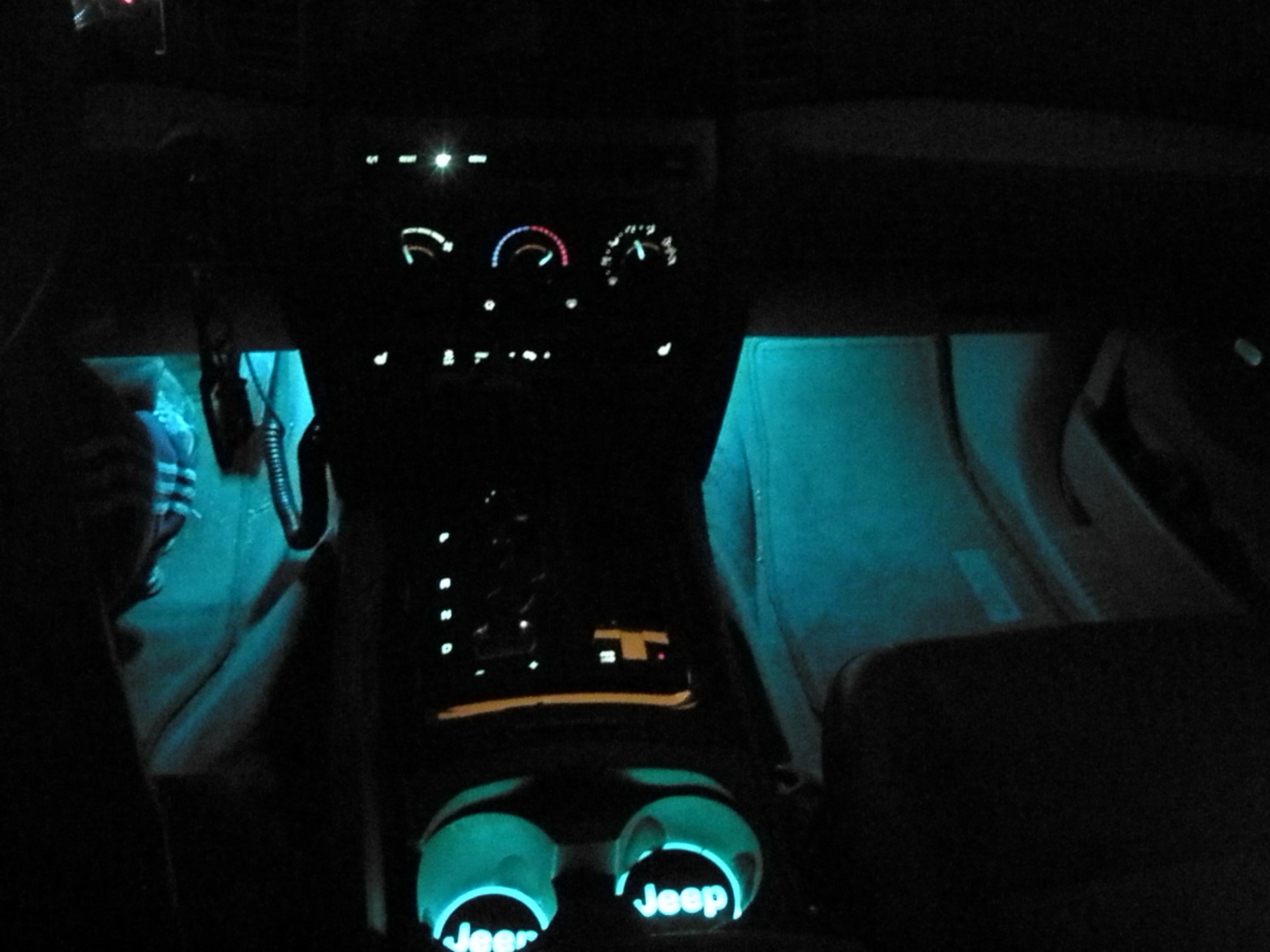 Led Accent Lighting Kit Jeep Core