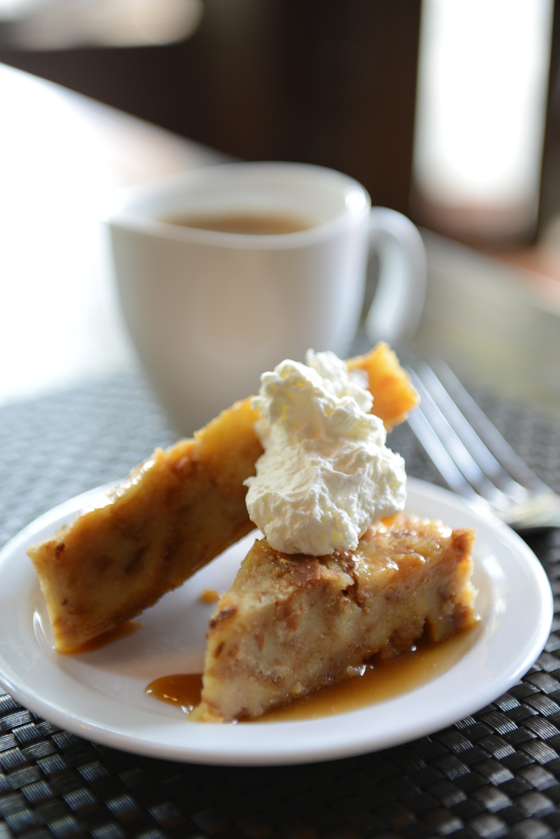 Sticky Toffee Bread Pudding