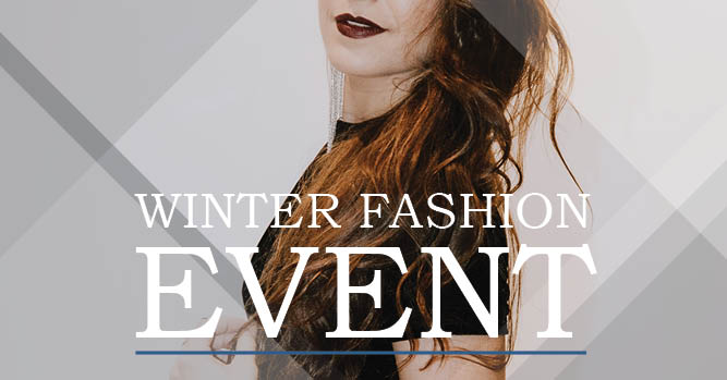 Scout Winter Fashion Event