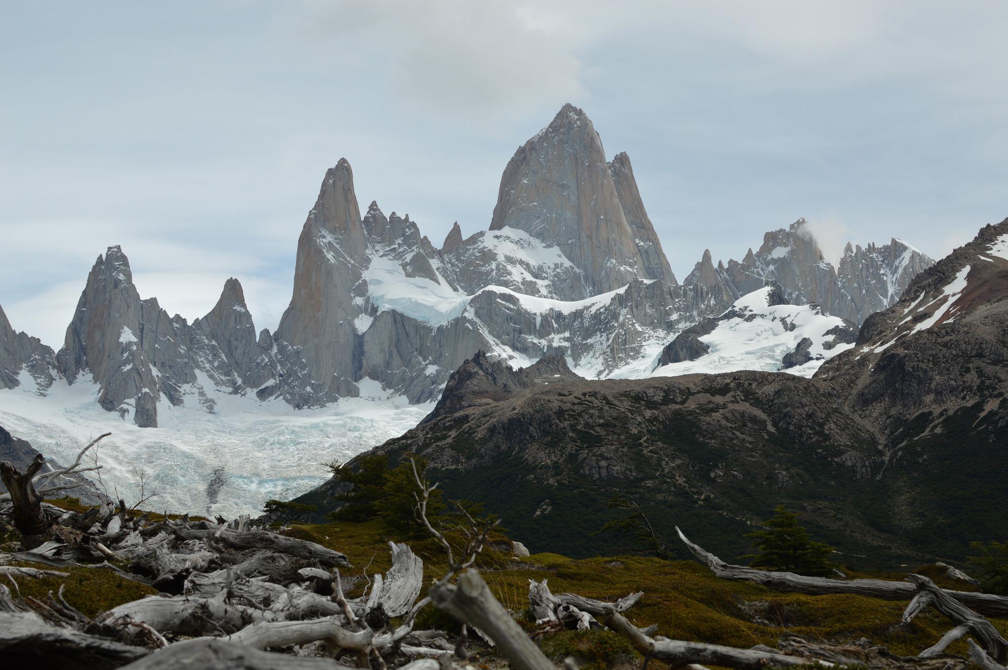 Mt. Fitz Roy - El Chalten, Argentina