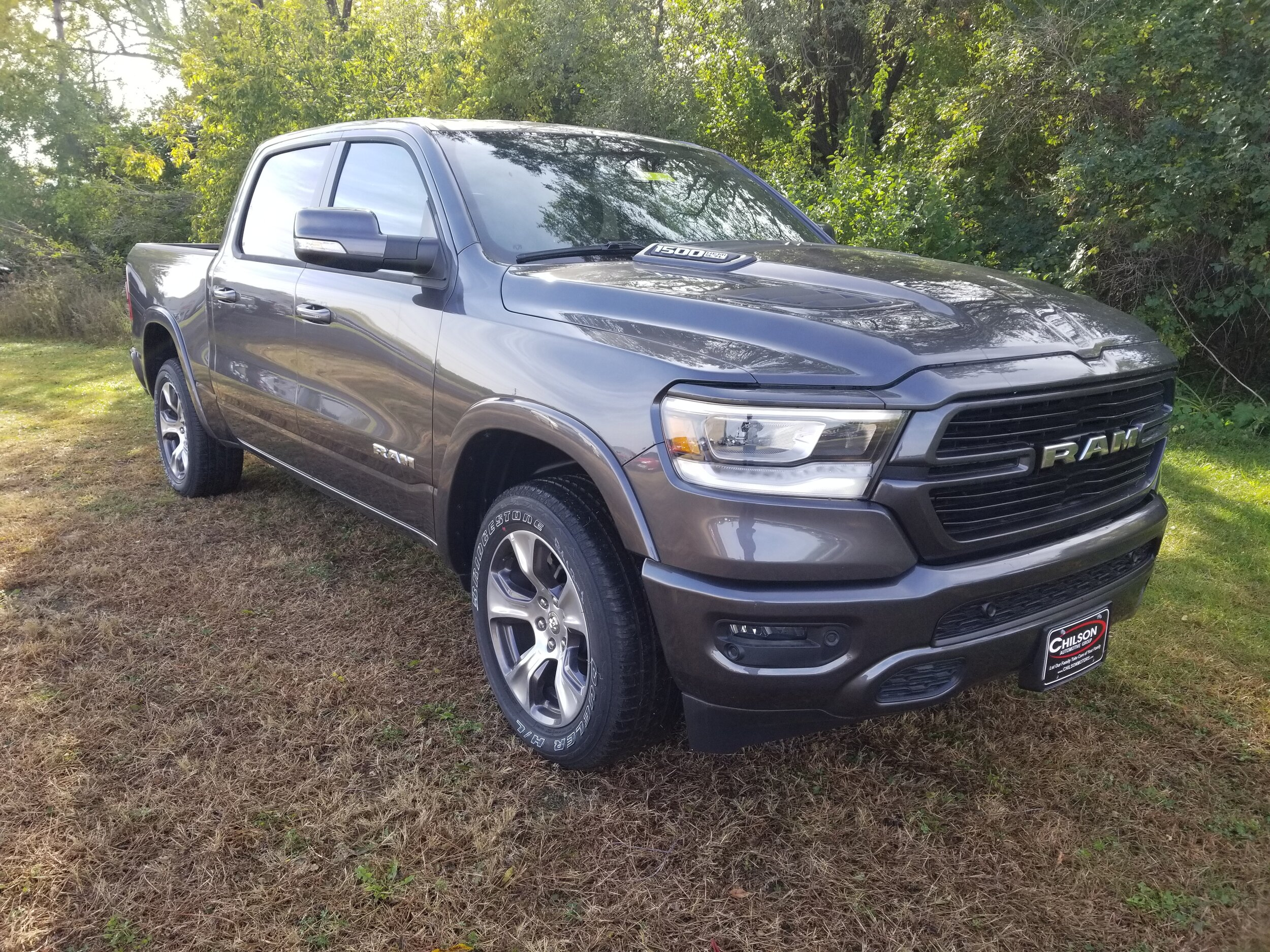 """19'-20' Ram 1500 """"NEW"""" body style. Products will not interchange with 19'-20' """"CLASSIC"""" models. Photo courtesy of Chilson Automotive."""