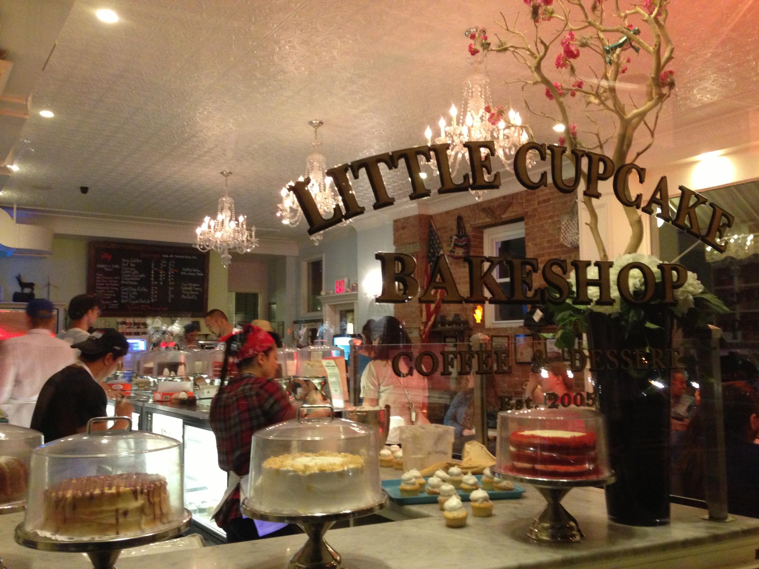 {Little Cupcake Bakeshop}
