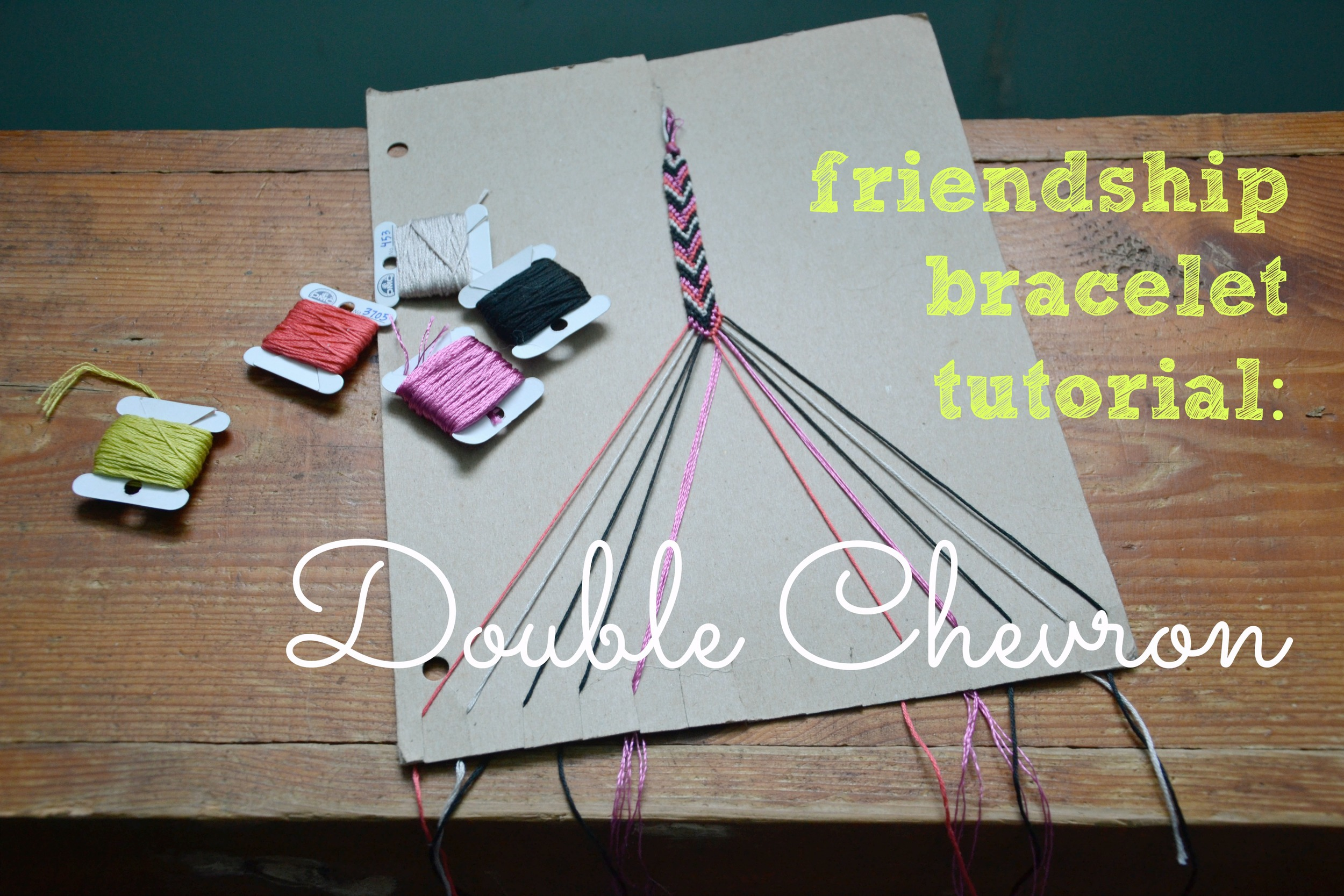 {DIY Friendship Bracelet}