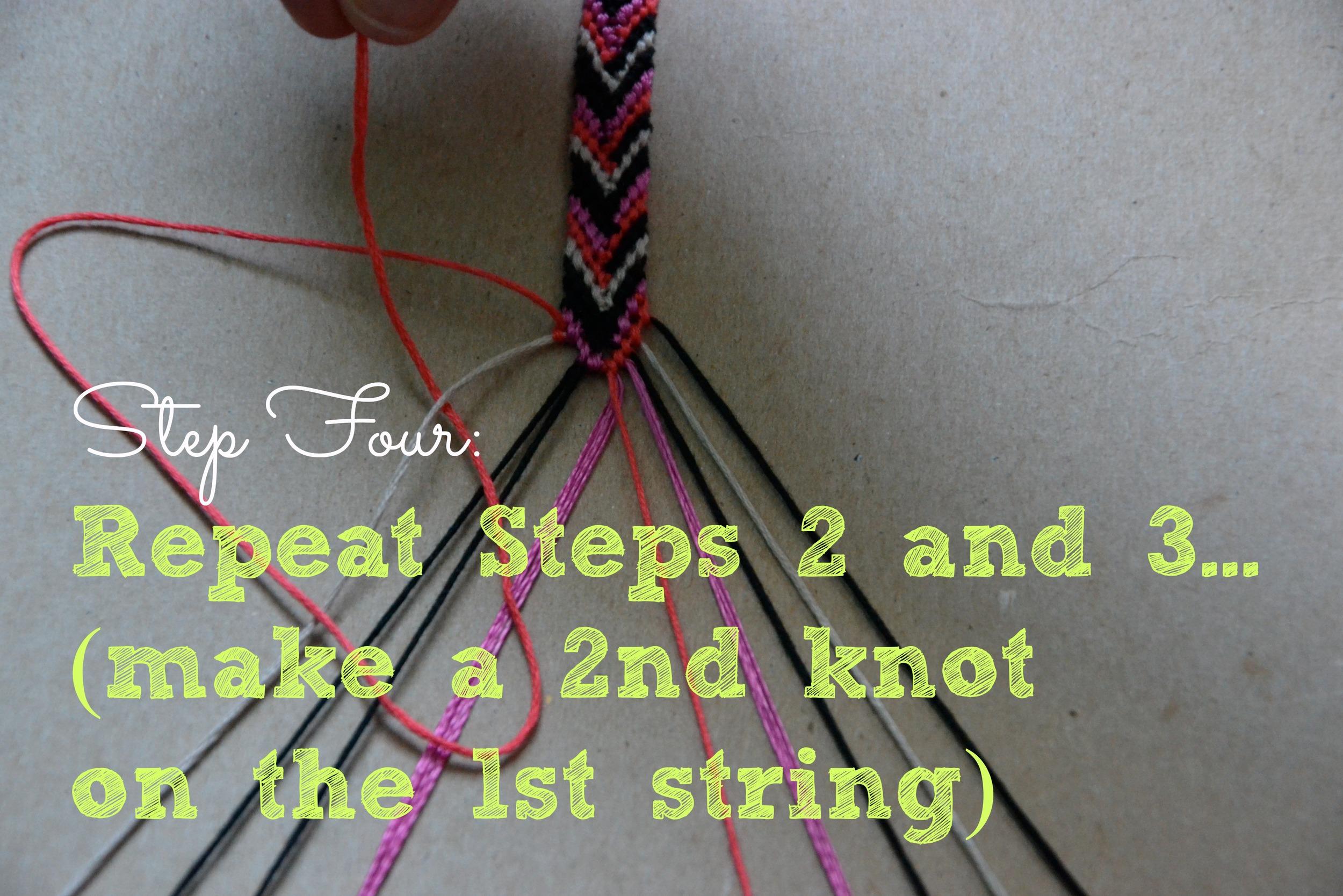 {Step Four}