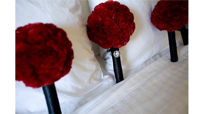 Carnation Boquets