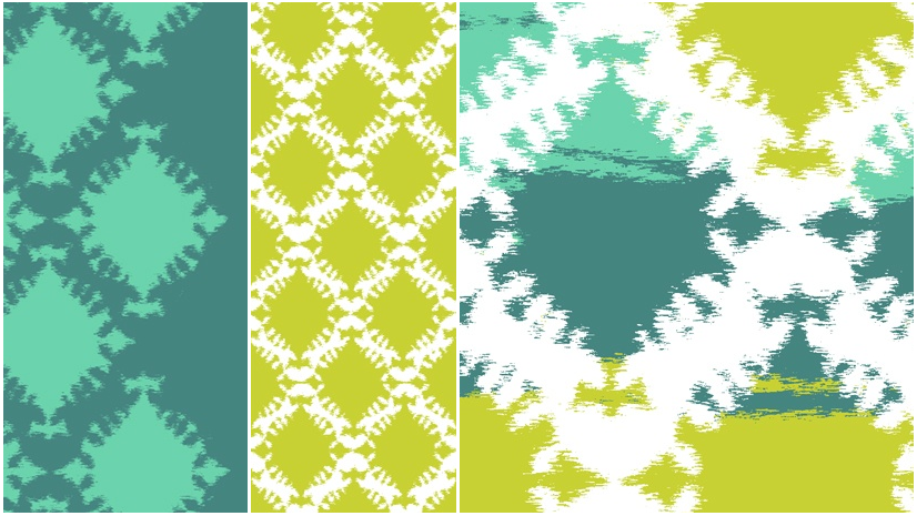 Ange Yake - Custom Surface Design - Submissions - Threadless - Bedding - Seafoam Surf - Patterns.png
