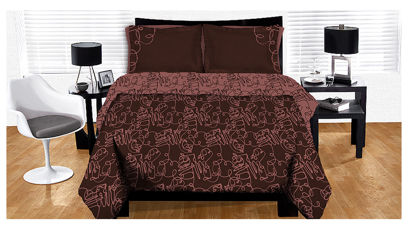 Ange Yake - Custom Surface Design - Submissions - Threadless - Bedding - Spooled Twine.png