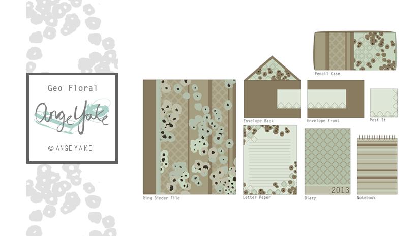 Ange Yake - Custom Surface Design - Custom Stationary - Geo Floral.png