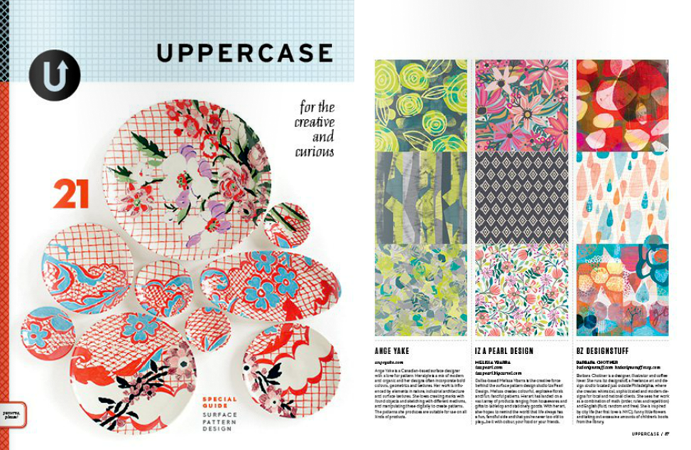 Uppercase Spring Issue #21