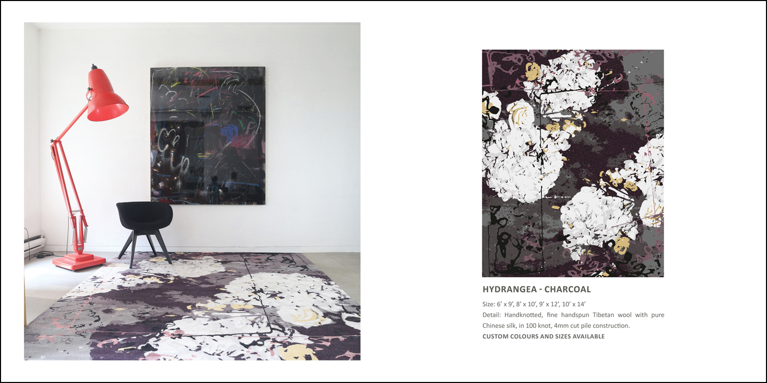 HYDRANGEA Charcoal - Perennial Collection