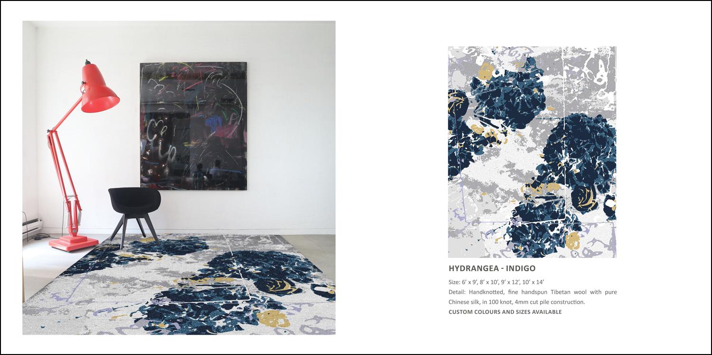 HYDRANGEA Indigo - Perennial Collection
