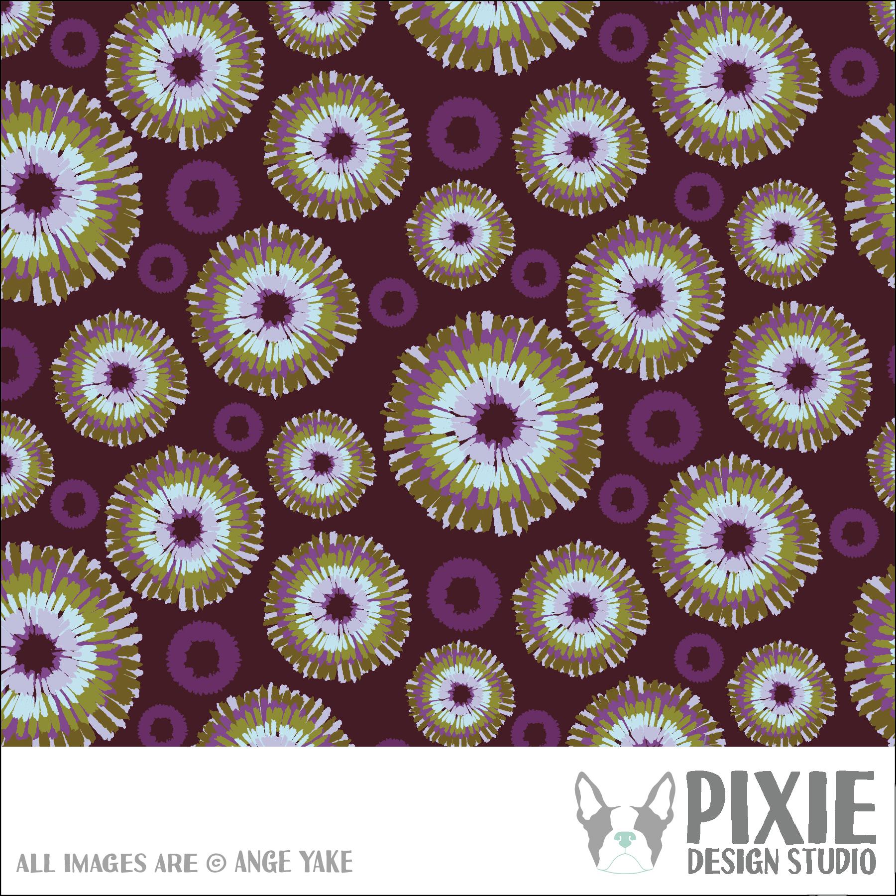 PURPLE FLOWERS-002