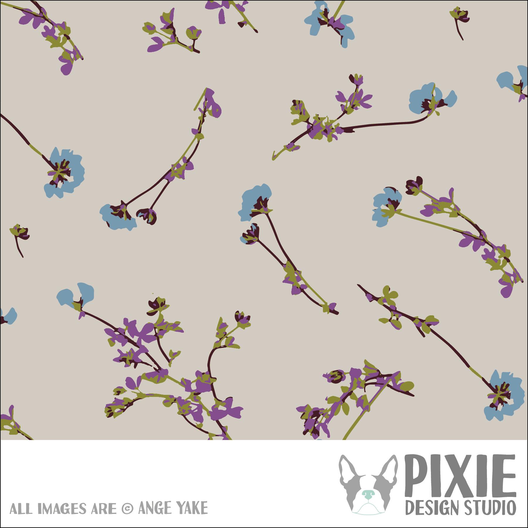 PURPLE FLOWERS-003