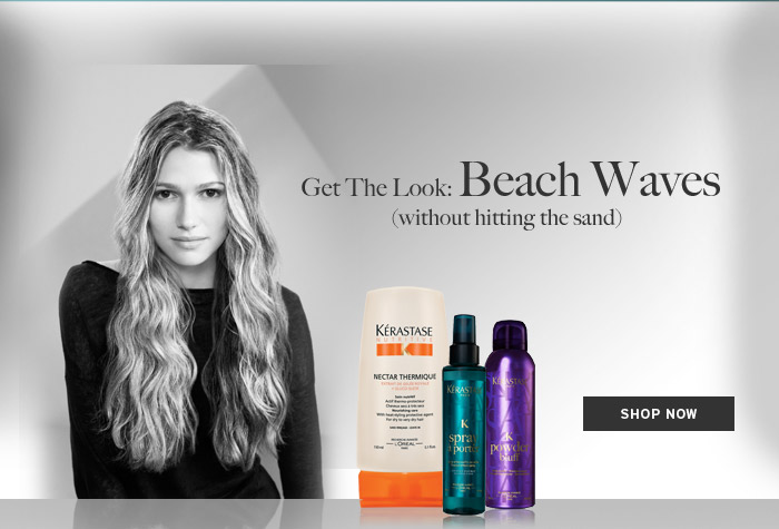 Get The Look | Beach Waves