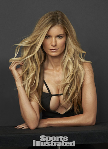 VERY SPORTS ILLUSTRATED WITH MARISA MILLER