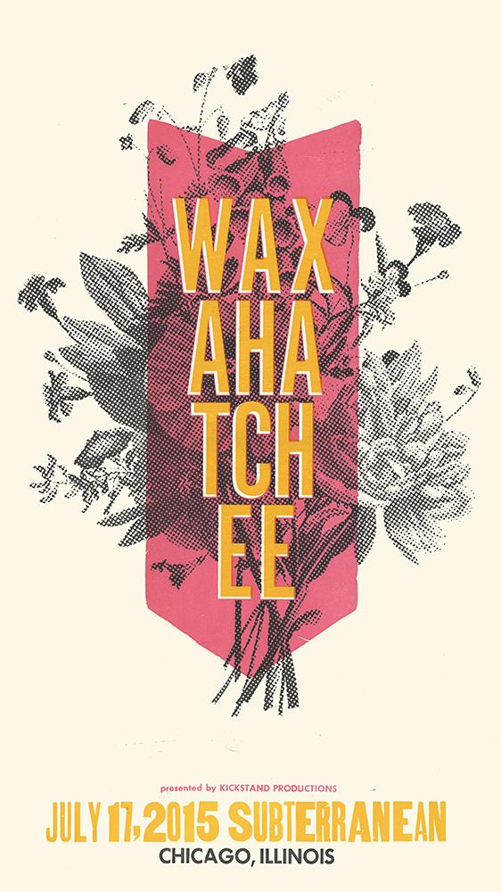 Waxahatchee Show Poster