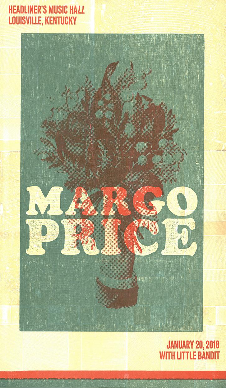 Margo Price (Louisville) Show Poster