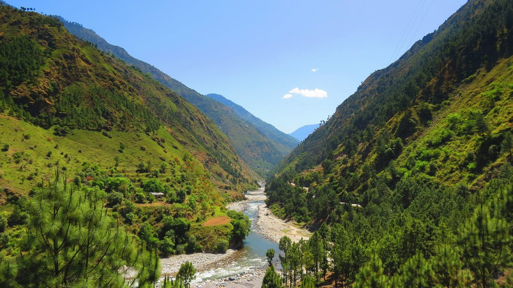Tirthan Valley with Himalayan Outfitter