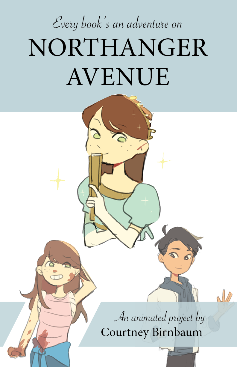 Click above to view the pitch book for  Northanger Avenue  by Courtney L. Birnbaum.