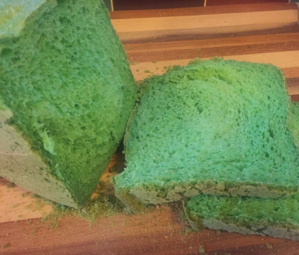 Green Bread