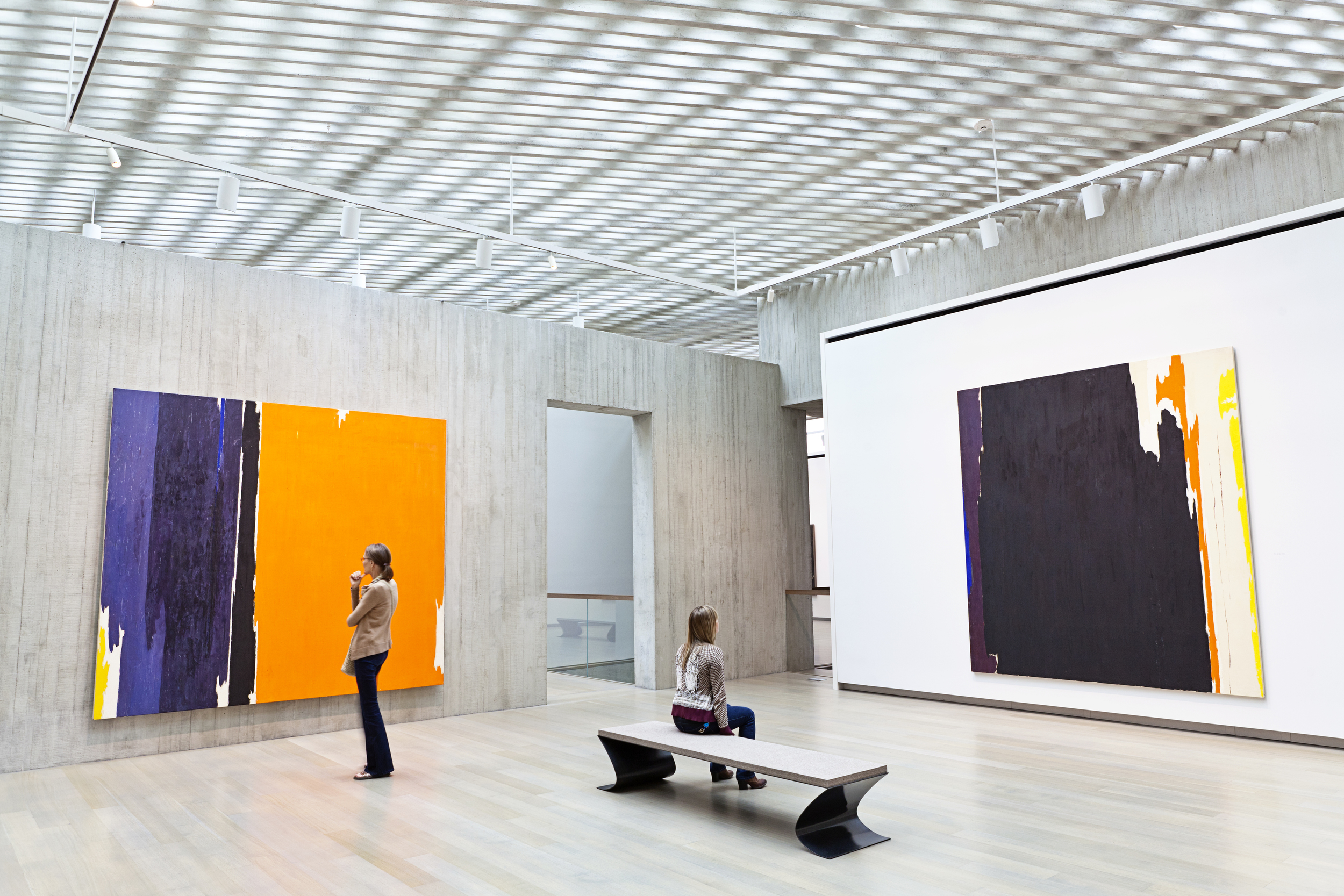 The Clyfford Still Museum