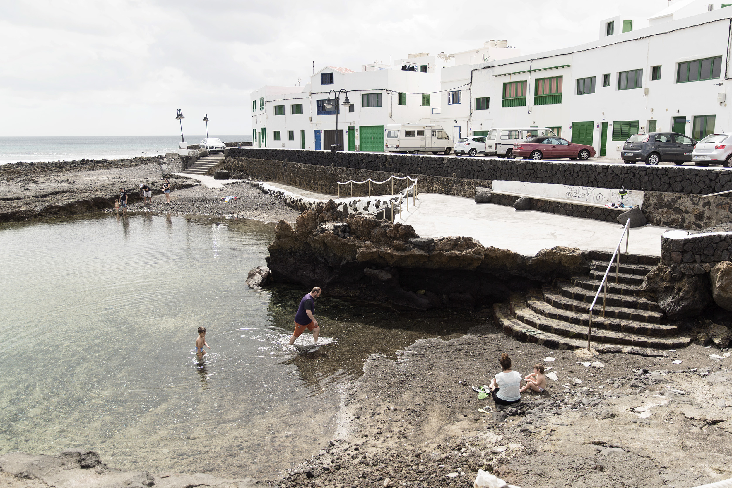 A coastal town in the Canary Islands by Rebecca Stumpf, Denver Boulder Colorado Editorial and Commercial Photographer.