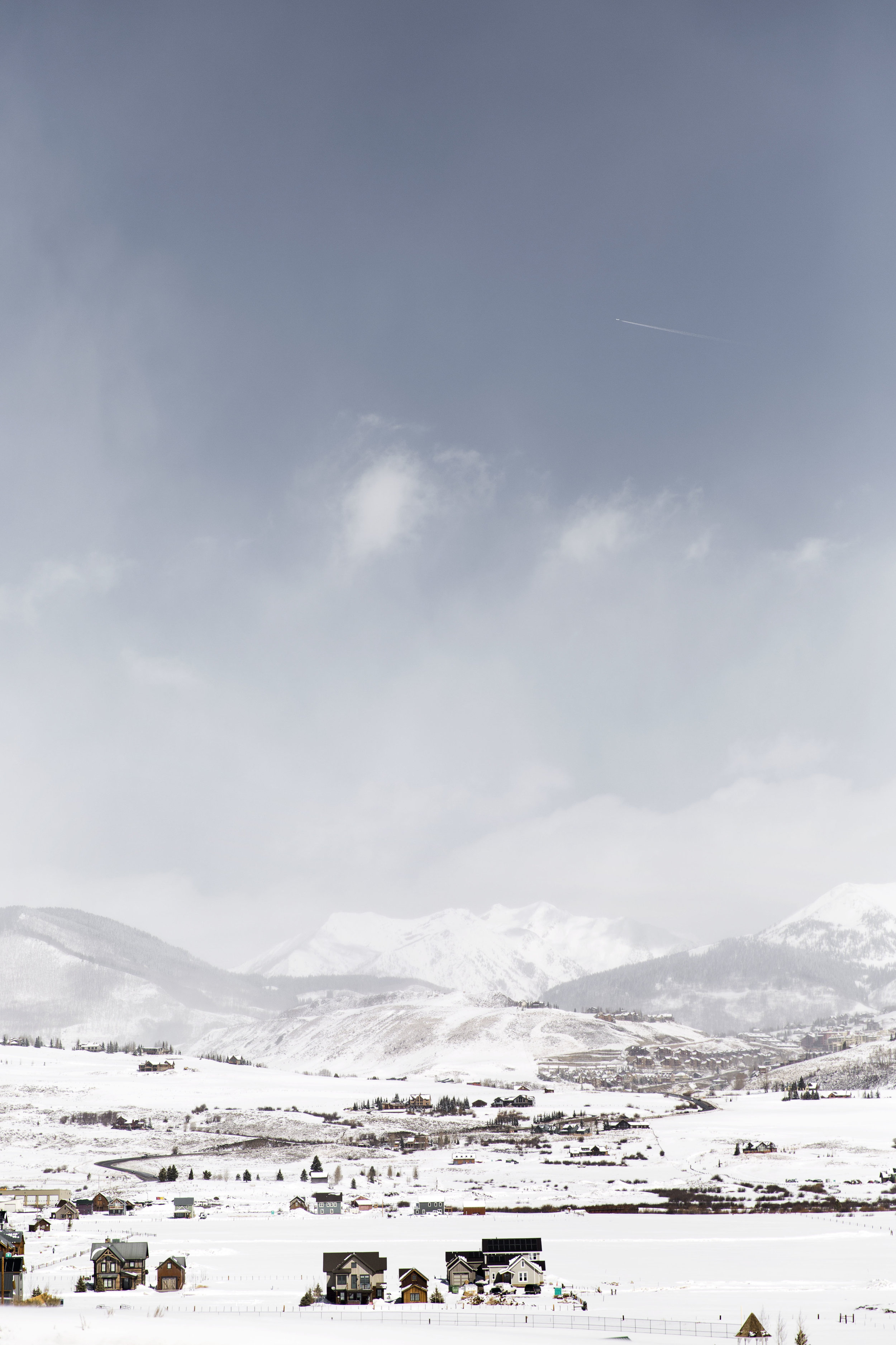 Crested Butte, Colorado sits at 8,885 feet above sea level. Photographed for Sunset Magazine. Colorado Editorial Photographer, Denver Editorial Photographer, Montana Editorial Photographer, Boulder Editorial Photographer.