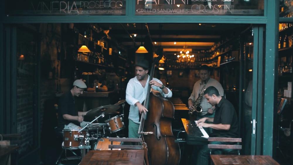 Ballaro Café - Street Jazz