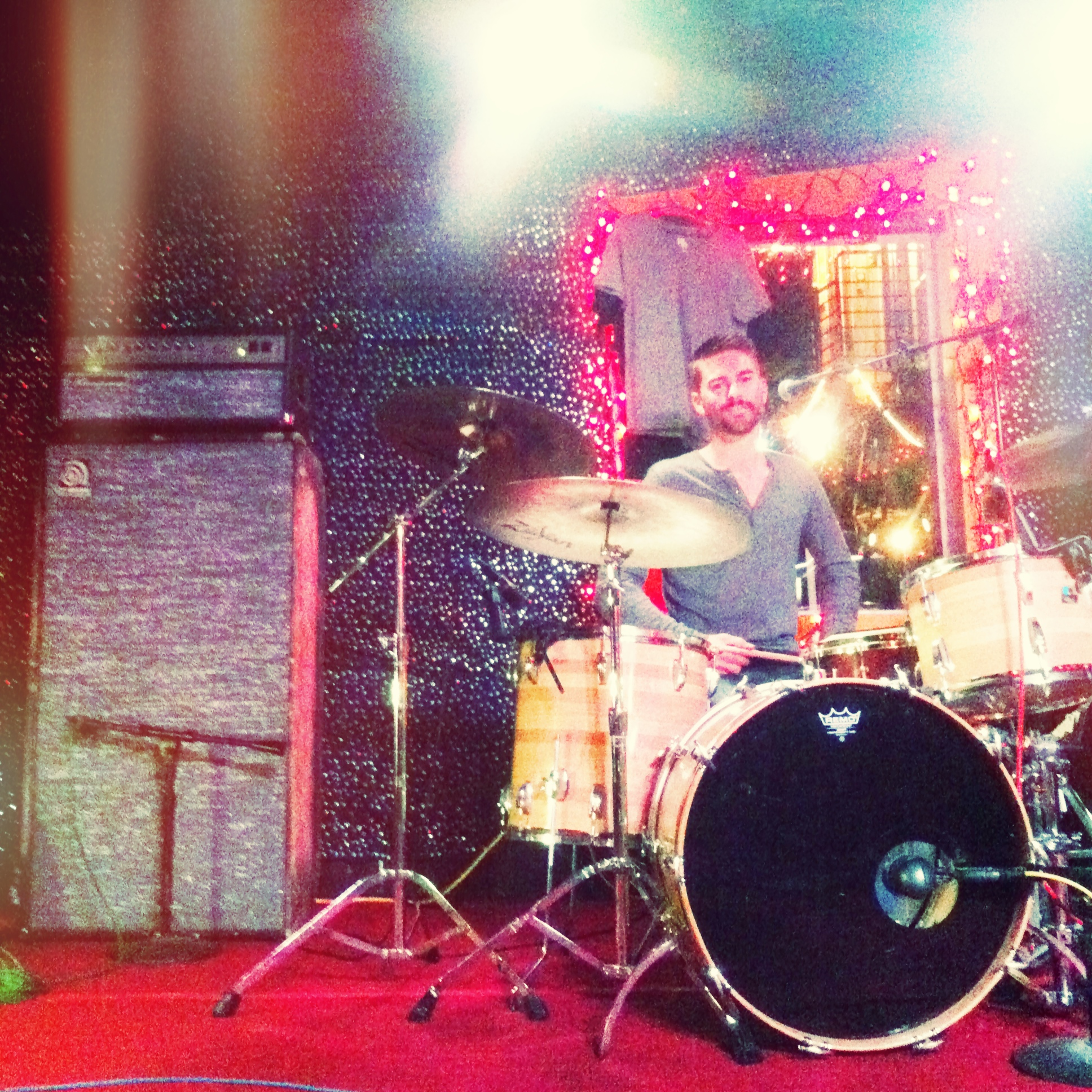 Kyle Albery - new drummer of Eyes on the Shore
