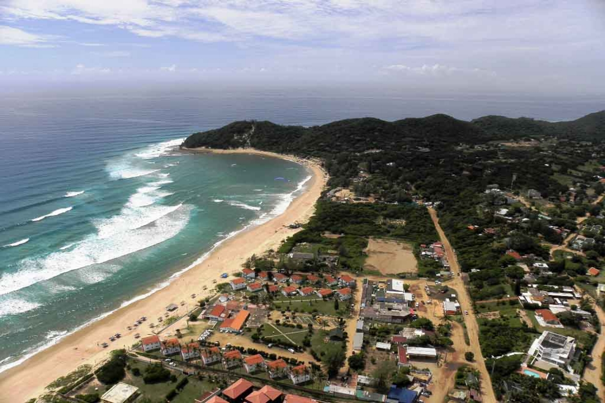 Ponta from Above
