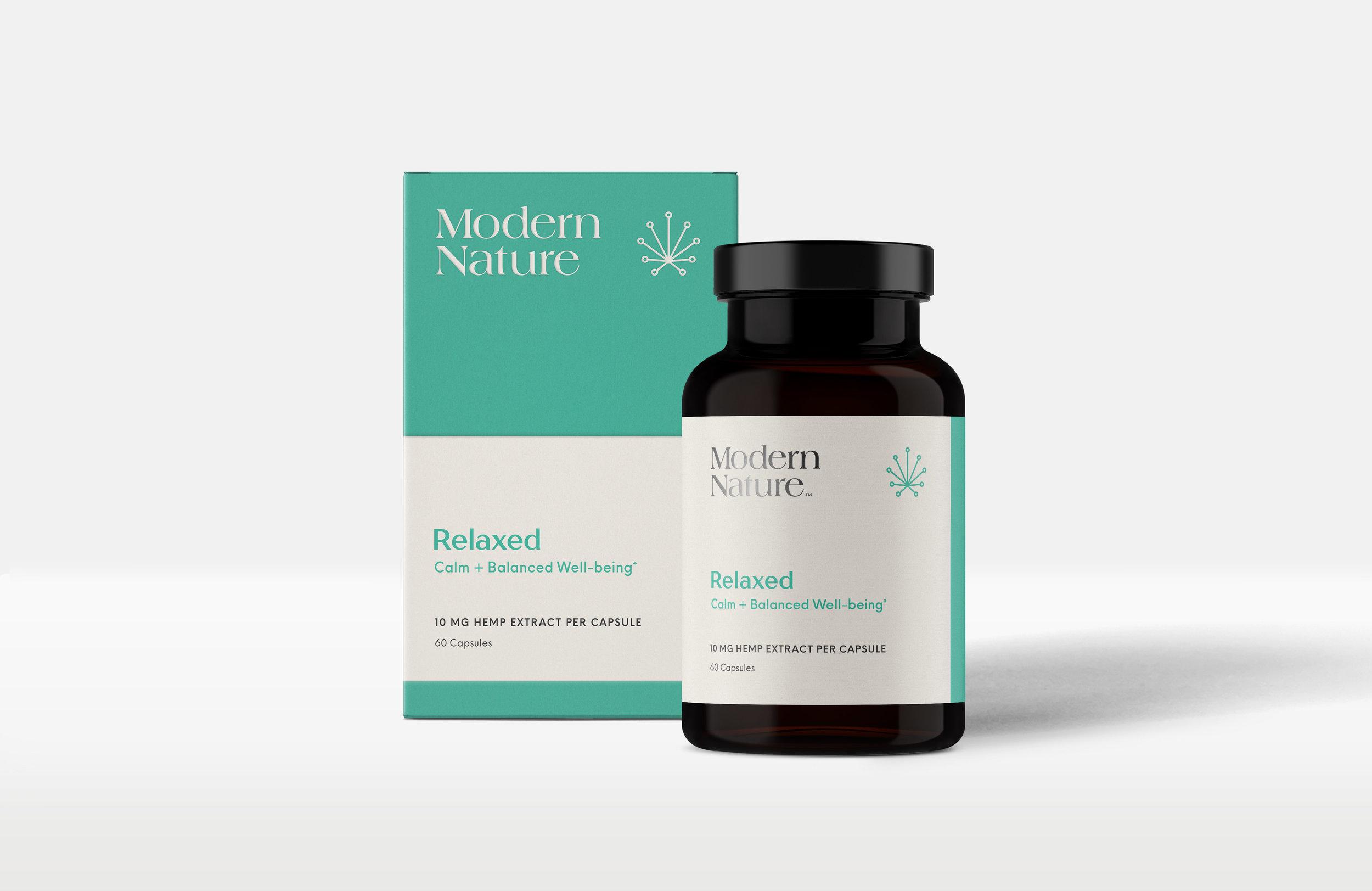 Modern Nature: Branding + Packaging
