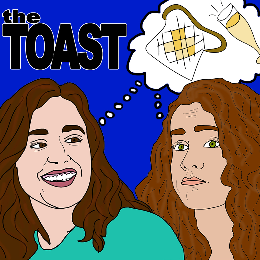The Toast social media icon