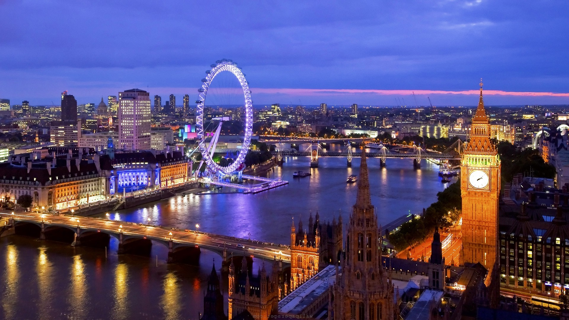 Study In The Heart Of London