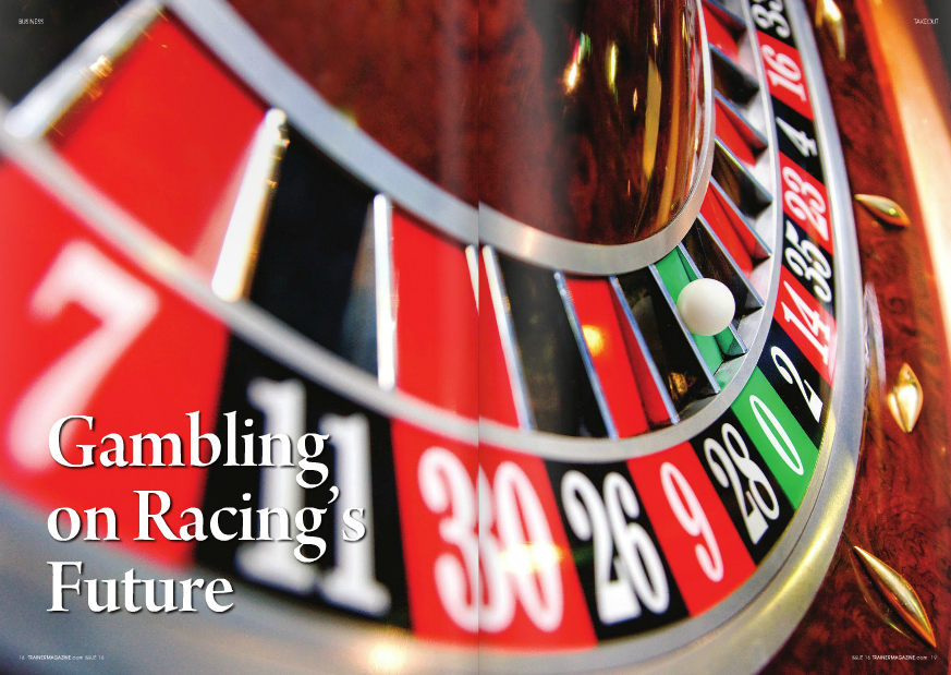 """WHEN it comes to racing pricing itself, there is a tug-of-war between horsemen, racetracks, and horseplayers, all wanting a bigger piece of a rapidly dwindling pie and each making a legitimate case that racing could not take place without their contribution. The irony is that instead of arguing whether the tires, the chassis, or the engine is more important, if all three would unite, all could benefit from the same solution to the problem of racing's evolving place in the sports and wagering markets. Like any industry, pricing is of paramount importance in attracting and keeping customers, who drive the market based on what they feel a certain product is worth. When racing hits its optimal pricing point, it will maximize its revenues for all parties in the game. But what is that point? Takeout – the percentage deducted from a mutual pool before it's paid back to the winners – is the number one concern of horseplayers, according to research conducted by Jeff Platt, founder of Horseplayers Association of North America (HANA), the voice of the wagering fan. HANA now has 1500 members that bet $65 million annually, and to them, takeout means everything. There are people who will find a price that enables them to bet handicapping – and rather than walk away completely, they have become more organized and vocal in their demand for racetracks to lower their price. """"With lotteries like Powerball, you are willing to have a higher takeout for such a great return,"""" says Platt in his contention that racing has not remained competitive. """"When you bet football, there is only a 50- 50 choice, so a low takeout is very important. This is why win-place-show wagers are much more sensitive to takeout than the Pick Six, and why short fields are of great concern to players."""" When betting pattern exotics like Pick 3s, finding the best takeout structure is the only way to beat the bet, even though the takeout is much higher on these types of wagers. Most players do not simply wager at the w"""