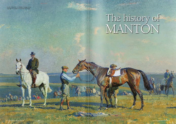 "The dream of Manton was written in 1870 by Alec Taylor, coloured and embellished by his son and successive trainers, allowed to fade from time to time, then coloured again.  Taylor had been appointed as trainer to a private yard in Fyfield. Very quickly he saw major success with wins for Aphrodite in the 1,000 Guineas and Teddington in the Derby of 1851.  When the owners of the yard fell out, Taylor became a tenant as a public trainer. His success continued and he began to attract more wealthy and high-profile owners, one of whom was Stirling Crawfurd, for whom he won the 1868 2,000 Guineas with Moslem.  The Fyfield yard was no longer big enough and, by now independently wealthy from his success and his gambling exploits, Taylor decided to create his own purpose-built yard on the other side of the Bath Road. With the support of Crawfurd, what had been a bare down on which he had worked his horses was transformed into 'one of the most perfect training establishments in England' – Manton.  He built it from the ground upwards, spending years clearing the stones from the downs to create perfect gallops. Manton was also designed for secrecy – to keep the horses and the gallops away from the prying eyes of touts.  Alec Taylor won the 1878 Derby with Sefton for Crawfurd and his new wife, the wild and brash Duchess of Montrose, winning a substantial sum in bets himself. But the Duchess wanted more of her horses trained in Newmarket – there was no social scene in the remote Manton – and this meant the dilution of Crawfurd's string.  New owners came in, however, in the shape of such as Lord Beaufort and Hamar Bass, heir to brewery millions, for whom he won the 1887 1,000 Guineas and Oaks with Reve d'Or.  Taylor was not a socialiser. Rough, rugged, surly, and taciturn were some of the adjectives  applied to him. He did not like publicity and preferred to let his achievements speak for themselves. By the end of his time he had trained 12 Classic winners, eight of them from Manton.  YOUNG ALEC  In a convoluted will, Taylor left the Manton estate to his two sons Tom and 'young' Alec, the latter having the right to buy out Tom if they were unable to work together.  In the late 1890s and early 20th century, winners were few from Manton under this joint  arrangement, and the nadir came with a case involving the death of an apprentice in which Tom Taylor was only acquitted of murder after invoking the Master and Servant Act. In his summing-up, the judge commented: ""In these stables there was sometimes a great deal of cruelty going on."" Of the head lad he said, ""His conduct seems to have been that of what might vulgarly be called a nigger-driver, the superintendent of slaves who went about with a cruel whip to keep the slaves in order.""  As a result of this episode, the partnership was dissolved and Tom Taylor left Manton. With young Alec in charge, things took a sudden turn for the better when he took over the training of Sceptre after she had been bought by Sir William Bass, son of Hamar. He trained her through her highly successful four- year-old and five-year-old careers, putting Manton back on the map in the process.  A new owner, Fairie Cox, brought his horses  to Manton in 1905. Cox had made his fortune from securing a one-fourteenth share in Broken Hill Proprietary (now BHP) in Australia in a card game when only a station hand.  Cox was the owner of Bayardo, whose stellar three-year-old campaign culminated in the 1909 St Leger and who made Taylor the season's leading trainer. He retained the title the following season when Cox had another good horse in Lemberg who won the Derby, whilst Bass's Rosedrop won the Oaks.  During the First World War, racing was severely curtailed and much of what there was was held only in Newmarket. Use of trains for transport was not allowed and so Manton's ability to progress effectively was severely limited. But that did not stop Taylor from winning the 1917 2,000 Guineas with Gay Crusader, who followed up in the Newmarket Derby and St Leger. Taylor was leading trainer again for that year and his dominance  continued with Gainsborough's Triple Crown for Lady James Douglas in 1918, and another trainer's championship in 1919.  But by this time Fairie Cox had died, Sir William Bass had sold all his horses, and Lady Douglas was becoming more intent on her breeding interests. Young Alec did not bet, like his father. He scrimped to the extreme, and long after electricity arrived in Marlborough, paraffin lamps were still in use at Manton.  Before and during the war, Taylor had bought up farms adjacent to Manton, and in 1919 he put the property up for sale, a total of 5,500 acres. It was bought by the wealthy Joseph Watson, who had sold the family soap manufacturing business to Lever Brothers. Watson was a great benefactor – amongst other generous gifts, one of his more unusual was to set aside 20,000 acres for research into animal and plant strains.  He put money into the yard and the lads' facilities and brought electricity to Manton. He also spent money on yearlings, and the wins of his two-year-olds contributed to Taylor's fourth successive season as champion trainer.  The 1921 season started off well with Craig an Eran winning the 2,000 Guineas for Lord Astor. Yet another Classic winner was marked down to Taylor when Watson's Love in Idleness won the Oaks. In the New Year Honours list, Watson was elevated to the peerage, but within three months the new Lord Manton was dead.  Manton was again put up for sale and so began a period of uncertainty that was to last for six years. Taylor was, however, champion trainer again in the 1922 season with Lord Astor now the most successful owner in the yard, Somerville Tattersall being another significant owner.  The bandwagon moved along sweetly through the mid-1920s, with Astor providing a  continuous flow of successful fillies from Cliveden, for which a new 24-box yard was built. But Taylor's failing health and the long period on the market caused major concerns for both staff and owners. The future of Manton as a training establishment was precarious at this time and it was only saved when Somerville Tattersall agreed, a little before Book Law's St Leger in 1927, that Tattersalls should buy it.  Taylor signed off with 21 Classic winners, but his huge success was also experienced on the stud. One prominent breeder wrote: ""We owe much to Alec Taylor for bringing the horses placed under his care slowly but surely to full maturity and not over-racing them. No trainer has benefited the turf more. The sires Bayardo, Lemberg, Gay Crusader, Gainsborough, Buchan, Craig an Eran and Magpie have all been under his care. No trainer of the past – not  even the great three, John Scott, Mathew Dawson and John Porter – has passed on from the stable to the stud such a series of sires.""  LAWSON  Tattersalls immediately appointed Joe Lawson as trainer. He had been Taylor's travelling head lad for 30 years, having arrived at Manton in 1898 from the northeast as a 16-year-old, and so was well acquainted with his methods. Now in 1928, he was in charge of the yard.  His first few seasons were successful if unspectacular, but he won his first Classic with Pennycomequick in the 1929 Oaks for Astor. His string was sharply reduced to 55 in 1931, as a result of the Great Depression, but he ended the year not only as champion trainer but also setting a prize money record that was not to be broken for 26 years.  The year 1936 saw another trainers' championship, with Lord Astor again leading owner and breeder and in 1937, Exhibitionist's year, Lawson had 84 horses in training at Manton, a number that was not to be exceeded until Barry Hills took the reins 50 years later. Galatea also took both fillies' Classics in 1939 before the war took its toll on racing and by September 1939, there were just 35 horses at the yard.  Tattersalls found themselves in a position where the firm was earning little income with the bloodstock market at a virtual standstill, yet they were the owners of one of the largest training establishments in the country. Although Lawson took some of the wartime Classics, only a skeleton staff remained to look after 20 horses in 1943, and dilapidation had started to set in. In addition, Somerville Tattersall died.  Court Martial took the 1945 2,000 Guineas, run just a few days after the German surrender, and Lawson was restored to second in the trainers' table, but Manton had become an asset that Tattersalls could no longer support by 1946 and it was put on the market again. With this uncertainty, Lord Astor moved all his horses and another major owner sold all his, leaving the yard empty.  ""Horses were off or not off at will. Paul Cole, who was assistant trainer for a time, is quoted as saying, 'It was all gambling. Todd gambled. The lads gambled. Everyone was punting in Marlborough'""  TODD  In early 1947, it was announced, to much astonishment, that the new master of Manton would be George Todd, someone known as a trainer of platers and handicappers. Todd was a man who had gradually built his success and his list of owners, and he made his winners pay, hitting the bookmakers hard and often.  The Manton that he inherited was some way from perfect. The gallops were overrun by rabbits and the buildings were run down, but these were soon restored, and he had early success with wins in the Rosebery Stakes and Queens Prize at Kempton, with plenty of winnings to boot. But it was Dramatic's wins in the 1948 Stewards Cup and 1950 Lincoln that gave Todd his biggest paydays. After the Lincoln, Todd drove up to Tattersalls and paid the balance outstanding on Manton of £47,000 in cash (over £1 million in today's money).  In many ways, Todd was a contradiction. He demanded perfection and an immaculate yard from his staff, he mixed each horse's feed personally, he ensured good food for the lads, and funded a new suit for each of them every year. A training under Todd at Manton was regarded as a passport to a job in any other racing stable. He held no truck with dope despite some prevalence of it in the late 1940s and 1950s, and he loved his horses and all other animals, even protecting nests on the gallops.  Yet it was a gambling yard to the extreme. Horses were off or not off at will. Paul Cole, who was assistant trainer for a time, is quoted as saying, ""It was all gambling. Todd gambled. The lads gambled. Everyone was punting in Marlborough."" Todd put up with owners as a necessary evil and told them as little as possible. He preferred the letter to the telephone and would rarely even tell them whether a horse was running, let alone trying. Lord Howard de Walden described Oncidium as his horse behind the Iron Curtain.  One of Todd's apprentices described his instructions. Most of the time they were ""Drop it out,"" he said. ""I stopped horses for as long as two years. I stopped Tarquinian so many times I wondered, 'What day is this horse ever going to try?'""  At the same time, Todd had a great deal of success with horses cast off by other trainers and with stayers, and came to be known as the Wizard of Manton. But it was not until the early 1960s that the wizardry translated into top- class and Group One horses. Roan Rocket was a great miler and Todd's name is almost synonymous with the stayer Trelawny. Oncidium won the Coronation Cup for him in 1965 and Sodium won his two Classics in the 1966 Irish Derby and St Leger, while Parthian Glance excelled in that same year.  But Todd was now into his seventieth year. By 1967, he had just 25 horses in his string and talk of the sale of Manton came into play again. Arnold Weinstock signed a blank cheque, but Todd said that he would never sell to ""some chap who doesn't stand up when my wife comes into the room."" Sir Gordon Richards proposed a lease of the main yard and the gallops, with a younger trainer coming in to the  Astor Yard, but the plan never came to fruition at that time.  THE INTERREGNUM  In the end, as Todd was dying of cancer, Manton was s be George Peter-Hoblyn, whose tenure extended from 1974-1978. Peter-Hoblyn was a relatively new name amongst trainers and, as such, never managed to attract either the big owners or the top class horses to Manton.  SANGSTER / DICKINSON  John Bloomfield had no interest in racing, and the stable lay more or less idle for six years until Robert Sangster expressed interest in the estate in 1984. Sangster had teamed up with the highly successful National Hunt trainer Michael Dickinson, impressed with his extremely high strike rate. Sangster had had huge success with Vincent O'Brien in Ireland and envisaged, perhaps, an English Ballydoyle at the yard that had already turned out 43 Classic winners.  Bloomfield asked for an unacceptably high price and so Dickinson suggested Whatcombe instead. Sangster agreed, bought Whatcombe and then finessed Bloomfield. ""We went back to him and told him that we were quite happy to train from Whatcombe – it had after all produced four Derby winners,"" says Dickinson. Bloomfield then lowered his price significantly; Sangster bought Manton and immediately sold Whatcombe.  During Todd's final years, the winter gallops had been ploughed up. In addition, as Dickinson relates, the Derby gallop, rising 150  feet in seven furlongs, had not been used since 1932 and the main Clatford gallops had been neglected. ""There was a lot of disease in the dead grasses and some of the chalk had moved, meaning that quite a few of the turf gallops were uneven, lumpy and ridge and furrow.""  Dickinson travelled the world researching the best in training facilities, then came back to implement his plan in 1985. He rebuilt and refurbished at least half of the old turf gallops, installed an irrigation system, and built a drought weather gallop and two all weathers.  ""Robert should not have asked me to be his main trainer in England and I should not have accepted. I hadn't had any experience of Flat racing at that time and we both made a mistake""  Michael Dickinson  ""Manton has the best grass gallops in the world,"" says Dickinson.  At the same time, major building works were undertaken to create a state-of-the-art complex that included two new yards.  Through the 1986 season, few winners emerged from Manton and in November of that year Sangster and Dickinson parted company. Now, Michael Dickinson comments philosophically, ""Robert should not have asked me to be his main trainer in England and I should not have accepted. I hadn't had any experience of Flat racing at that time and we both made a mistake.""  But, though his tenure was short, Dickinson's legacy at Manton was probably second only to that of old Alec Taylor. Sangster said at the time: ""Michael has done a wonderful job in creating such a magnificent training establishment."" And that Dickinson-inspired training establishment has flourished and gone on to produce many Group 1 and Classic winners under the trainers that have succeeded him.  HILLS  Barry Hills was appointed to take over. ""It was the challenge of a lifetime,"" Hills said, but he was confident of his success because he had trained over one thousand winners on downland at Lambourn. At this time, the Manton estate covered 2,300 acres, with 500 acres devoted to racing, including 140 boxes between the Manton House and new Astor and Barton yards.  In his first season, Hills turned out 101 winners from Manton, 73 of them for Sangster, and including the Irish Derby winner Sir Harry Lewis, so renewing Manton's Classic heritage. Over four seasons there, Hills turned out 358 winners with 32 Group wins, but, with the world economic situation deteriorating and Stavros Niarchos pulling out of his bloodstock syndicate, Sangster decided to put the estate on the market.  A long period ensued where Hills explored all possibilities of remaining at Manton. He proposed the creation of a mini-Newmarket, with a consortium of other trainers owning yards on the estate and sharing the gallops, and obtained the necessary planning permissions. It was a similar idea to that Sir Gordon Richards had put forward in lesser form twenty years previously when George Todd was considering selling. But Hills' bid was ultimately unsuccessful and the estate remains to this day in the ownership of the Sangster family's Swettenham Stud. Barry Hills' lease was not extended beyond the end of 1990, and the reins were turned over to Peter Chapple-Hyam, who had been one of Hills' assistant trainers. Before 1992 was out, Chapple-Hyam had won the Derby with Dr Devious and the English and  ""It's a completely different discipline training on downland to training on heathland. At Manton, the gallops can be severe – you have to be careful""  John Gosden  Irish 2,000 Guineas with Rodrigo de Triano. John Gosden, who had visited Manton as a boy with his father Towser Gosden in George Todd's time, left Newmarket to take over the yard in 2000 and was quickly off the mark with Lahan winning the 1,000 Guineas of that year, and many other big race wins followed over the  ensuing five years. ""It's a completely different discipline training  on downland to training on heathland,"" says Gosden. ""The foundation work can be similar, but faster work is different. At Manton, the gallops can be severe – you have to be careful.""  In another comparison with Newmarket, he noted, ""Manton is a very big place. Just to keep  the gallops in order takes a great deal of time, money, and energy. But in Newmarket, Jockey Club Estates takes care of these things and you don't have to worry about it.""  In 2002, Gosden oversaw the building of a one-mile-and-one-furlong Polytrack gallop, parallel to the Clatford gallops, which is now in daily use.  He moved back to Newmarket at the end of the 2005 season having bought Clarehaven Stables as his own base. ""I'd done enough time on the road,"" he says.  This left the way clear for Brian Meehan. The Fyfield yard, comprising two barns, each of 20 boxes and a covered ride, was completed soon after his arrival, increasing the potential Manton horsepower to around 180 horses.  Meehan, now based in the Manton House and Astor yards, was joined in 2013 by George Baker who assumed control of the Barton yard..."