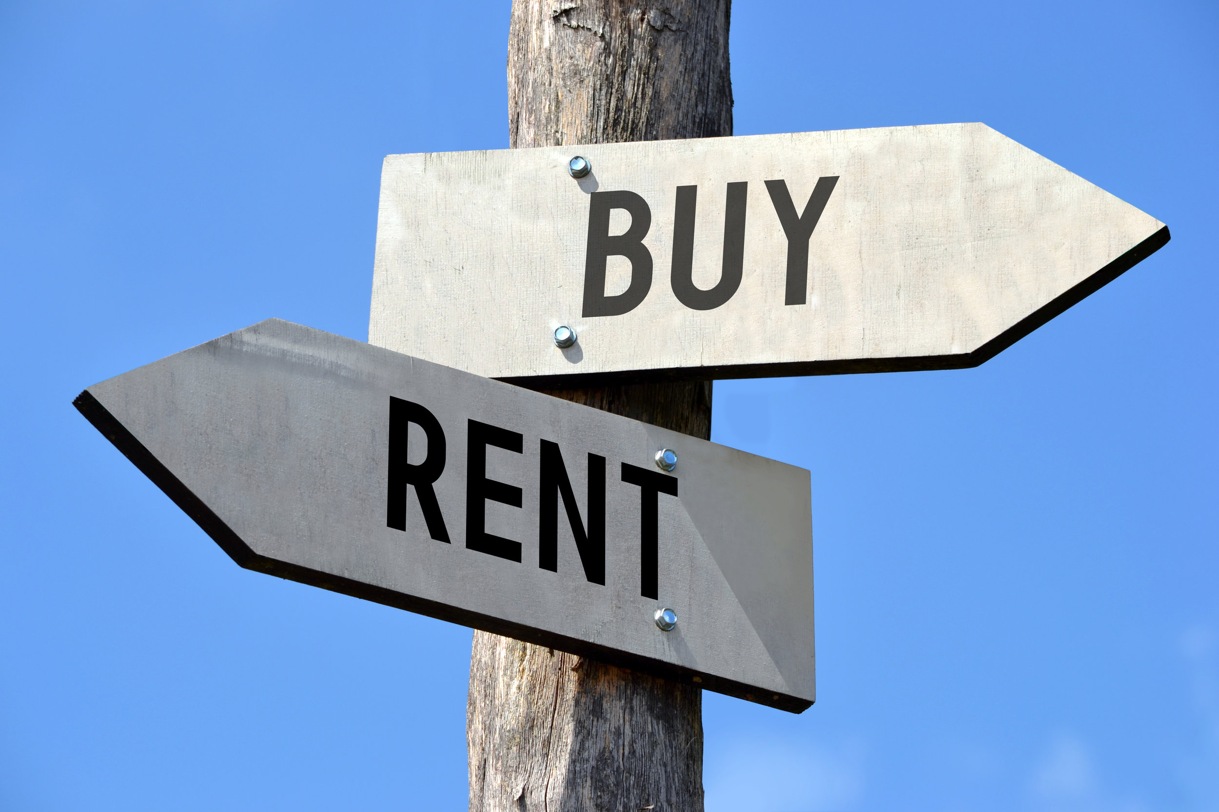 Stable ownership and rental is split evenly in Europe