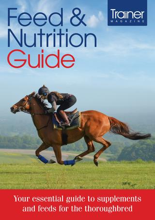FEED & NUTRITION GUIDE 2018 -