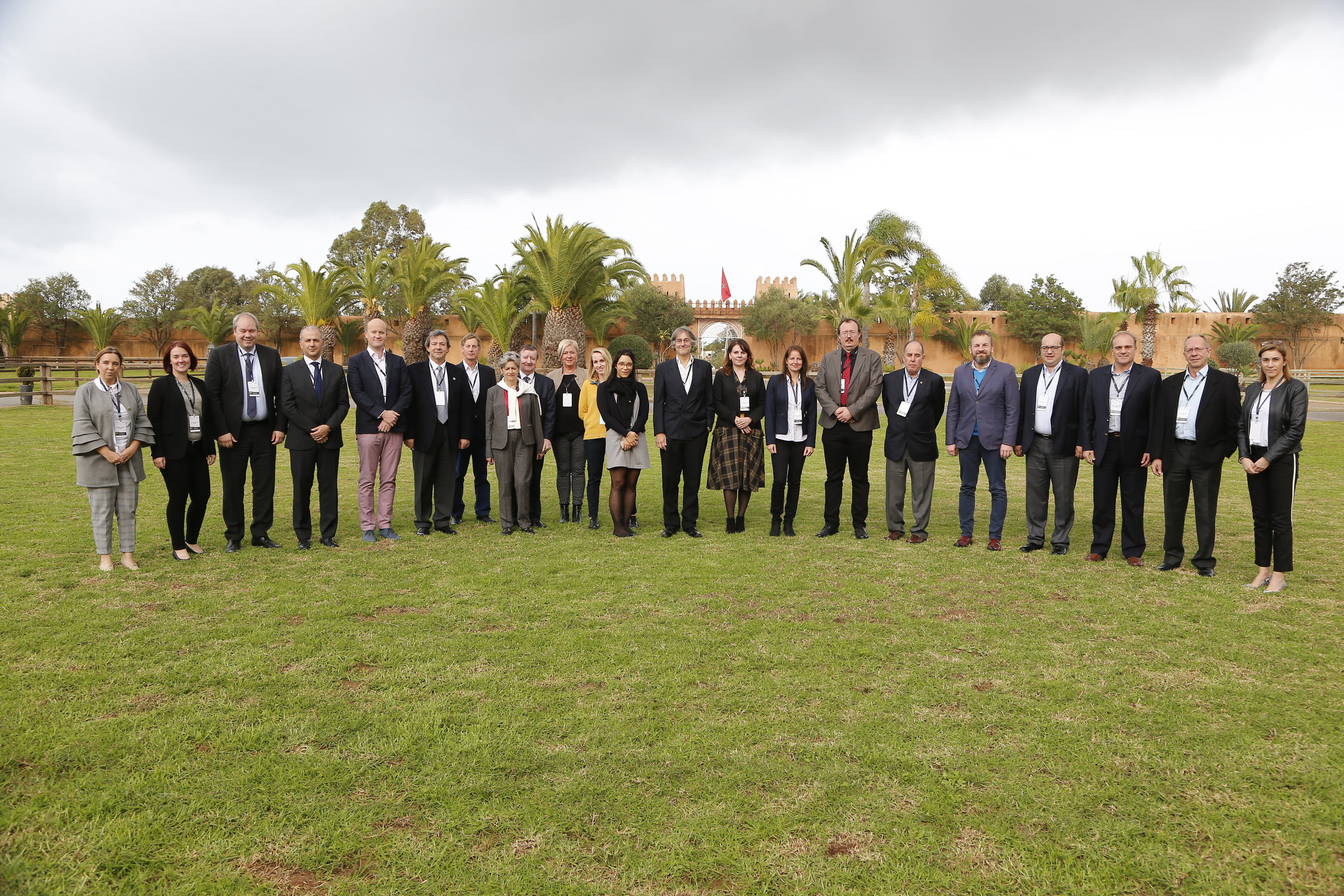 22 delegates from 10 countries attend the EMHF's Marketing & Educational Initiatives Seminar